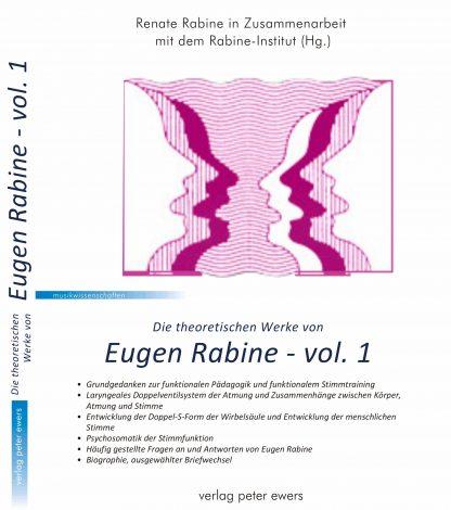 Buchcover_Eugen-Rabine-vol-1